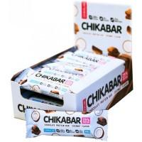 Chikabar кокос с шоколадной начинкой (60г)