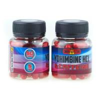 Yohimbine HCL & Caffeine (50капс)
