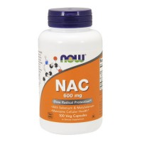 NAC 600 mg with Selenium and Molybdenum (100капс)