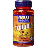 Tribulus 500 mg (100капс)