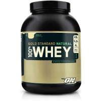 Gold Standard 100% Whey Natural (2,18кг)