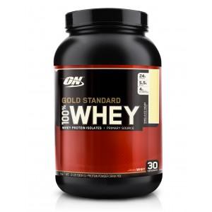 Gold Standard 100% Whey (0,9кг)