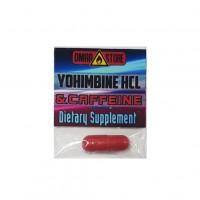 Yohimbine HCL & Caffeine (1капс)