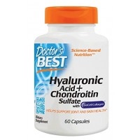 Best Hyaluronic Acid with Chondroitin Sulfate (60капс)